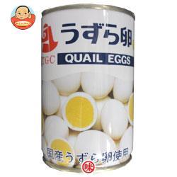 天狗缶詰 うずら卵 水煮 国産 JAS 7号缶 150g缶×24個入