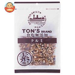東洋ナッツ食品 トン 食塩無添加 クルミ 大 180g×10袋入