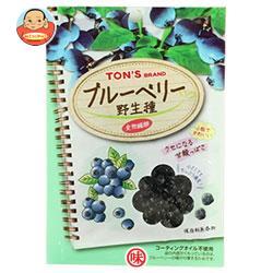 東洋ナッツ食品 トン 野生種ブルーベリー 40g×10袋入