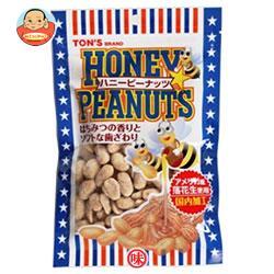 東洋ナッツ食品 トン ハニーピーナッツ 110g×10袋入
