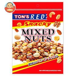 東洋ナッツ食品 トン レッド ミックスナッツ 190g×10袋入