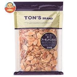 東洋ナッツ食品 トン 皮付きアーモンドスライス 200g×20袋入