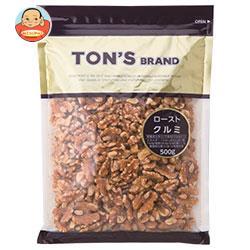 東洋ナッツ食品 トン クルミ 500g×10袋入