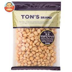東洋ナッツ食品 トン マカデミアナッツ 500g×10袋入