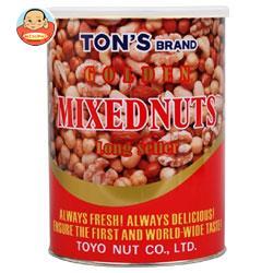 東洋ナッツ食品 トン ゴールデンミックスナッツ 900g缶×6個入