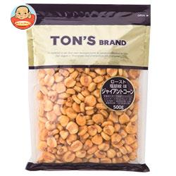 東洋ナッツ食品 トン ジャイアントコーン 500g×10袋入