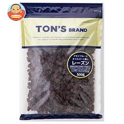 東洋ナッツ食品 レーズン(オイルなし) 500g×10袋入