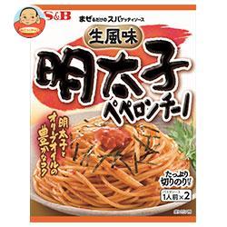 エスビー食品 S&B まぜるだけのスパゲッティソース 生風味明太子ペペロンチーノ 53.4g×10袋入