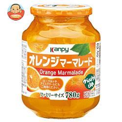 カンピー オレンジマーマレード 780g瓶×6個入
