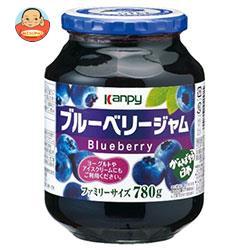 カンピー ブルーベリージャム 780g瓶×6個入