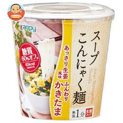 カンピー スープこんにゃく麺 ふんわりかきたま 68.3g×6個入