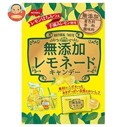 ノーベル製菓 無添加レモネード 90g×6袋入