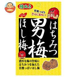 ノーベル製菓 はちみつ男梅ほし梅 20g×6袋入