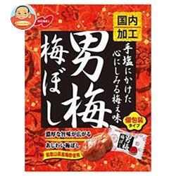 ノーベル製菓 男梅梅ぼし 52g×6袋入