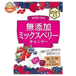 ノーベル製菓 無添加ミックスベリー 90g×6袋入