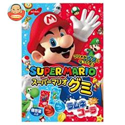 ノーベル製菓 スーパーマリオグミ 90g×6袋入