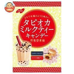ノーベル製菓 タピオカミルクティー 90g×6袋入