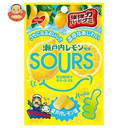 ノーベル製菓 サワーズ(SOURS) 瀬戸内レモン 45g×6袋入