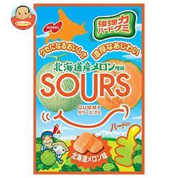 ノーベル製菓 サワーズ(SOURS) 北海道メロン 45g×6袋入