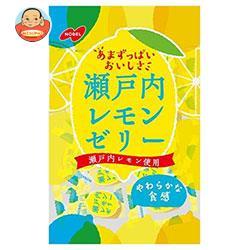 ノーベル製菓 瀬戸内レモンゼリー 180g×6袋入
