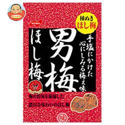 ノーベル製菓 男梅ほし梅 20g×6個入