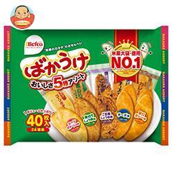 栗山米菓 ばかうけアソート 40枚×10袋入
