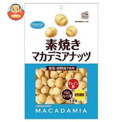 共立食品 素焼きマカデミアナッツ 徳用 120g×12袋入