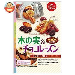 共立食品 木の実&チョコレーズン(トレイルミックス) 60g×10袋入