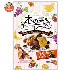 共立食品 木の実&チョコレーズン(トレイルミックス)徳用 140g×10袋入