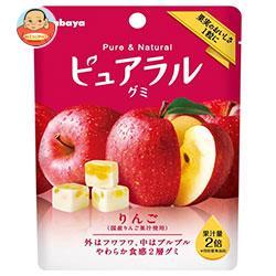 カバヤ ピュアラルグミ りんご 45g×8袋入