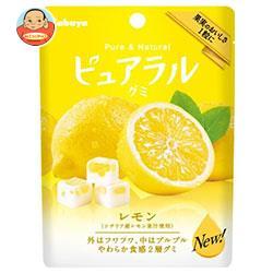 カバヤ ピュアラルグミ レモン 45g×8袋入