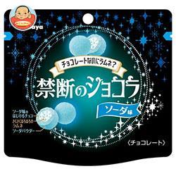 カバヤ 禁断のショコラ ソーダ 30g×10袋入