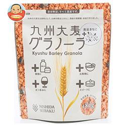 西田精麦 九州大麦グラノーラ+黒豆きなこ 180g×12袋入