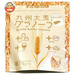 西田精麦 九州大麦グラノーラ+熊本しょうが 180g×12袋入