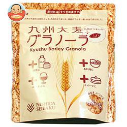 西田精麦 九州大麦グラノーラ+九州さつまいも 180g×12袋入