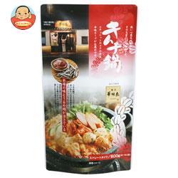 トリゼンフーズ 博多華味鳥 キムチ鍋スープ 600g×10袋入