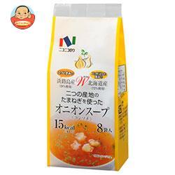 ニコニコのり オニオンスープ 5.7g×8袋×10袋入