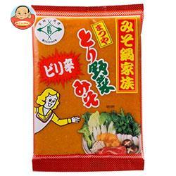 まつや ピリ辛とり野菜みそ 200g×12袋入