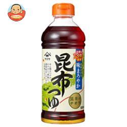 ヤマサ醤油 昆布つゆ 500mlペットボトル×12本入