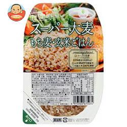 城北麺工 ス-パ-大麦もち麦玄米ごはん 150g×24個入
