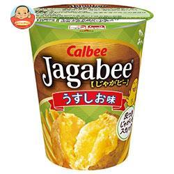 カルビー Jagabee(じゃがビー) うす塩味 40g×12個入