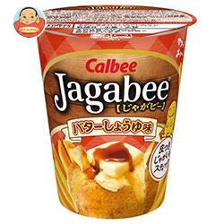 カルビー Jagabee(じゃがビー) バターしょうゆ味 40g×12個入