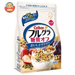 カルビー フルグラ 糖質25%オフ 600g×6袋入