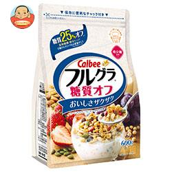 カルビー フルグラ 糖質オフ 600g×6袋入