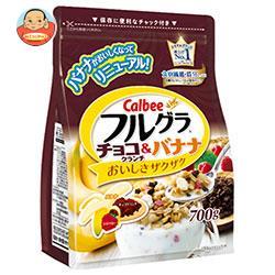 カルビー フルグラ チョコクランチ&バナナ 700g×6袋入