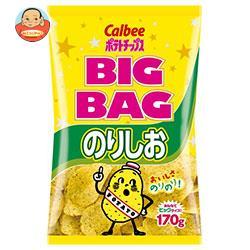 カルビー BIG BAG ポテトチップス のりしお 170g×12袋入