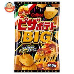 カルビー ピザポテト BIG 145g×12袋入