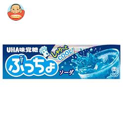 UHA味覚糖 ぷっちょスティック ソーダ 10粒×10個入