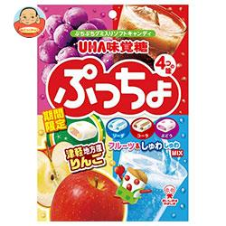 UHA味覚糖 ぷっちょ袋 4種アソート 98g×6袋入