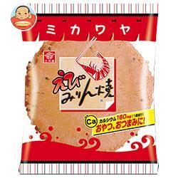 三河屋製菓 えびみりん焼 7枚×24(12×2)袋入